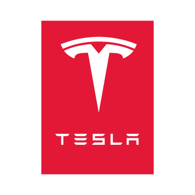 Tesla vector logo