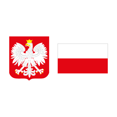 Flag of Poland logo