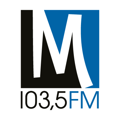 M 103,5 Radio vector logo