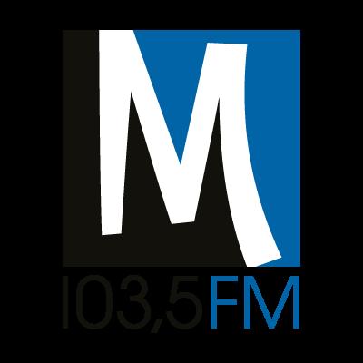M 103,5 Radio logo