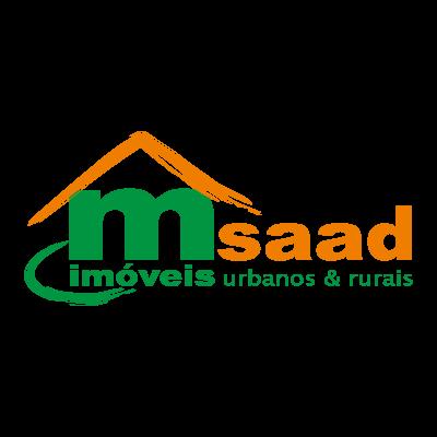 M Saad Imoveis vector logo