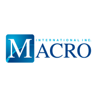 Macro International Inc vector logo free