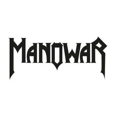 Manowar vector logo
