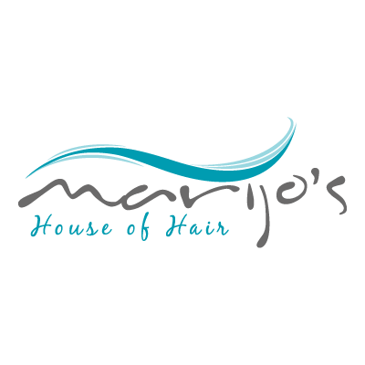 Marijo's House of Hair logo