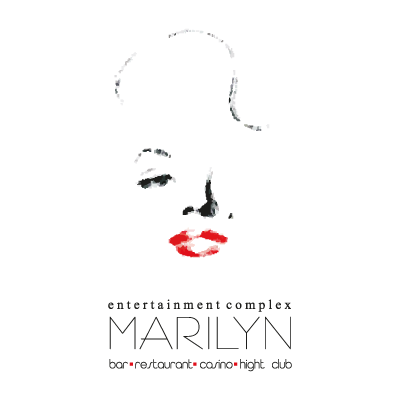 Marilyn vector logo