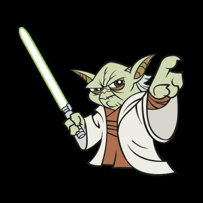 Master Yoda vector