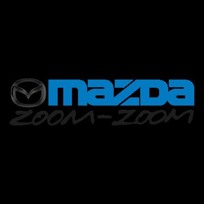 Mazda Zoom vector logo