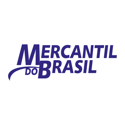 Mercantil do Brasil vector logo