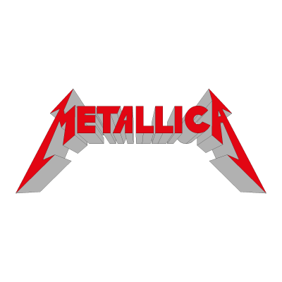 Metallica Band (.EPS) vector logo