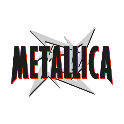 Metallica Music Band (.EPS) vector logo