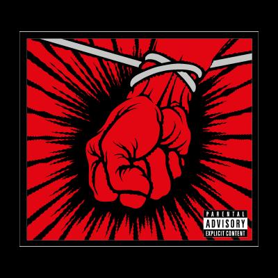 Metallica St. Anger logo
