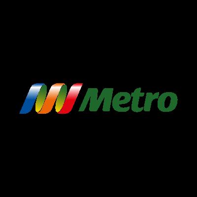 Metro vector logo