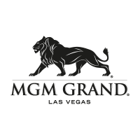 MGM Grand black vector logo free download
