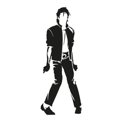 Michael Jackson Characters vector