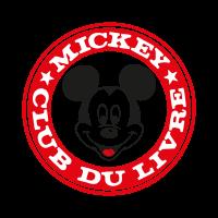 Mickey Club Du Livre vector free download