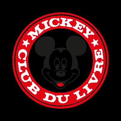 Mickey Club Du Livre vector