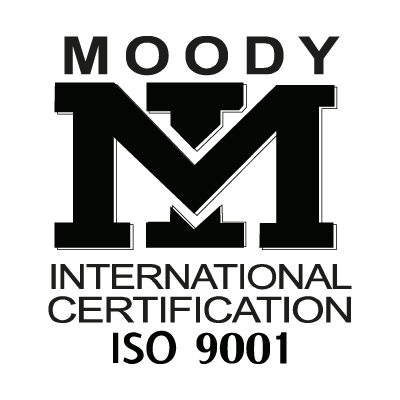 Moody International Certification vector logo