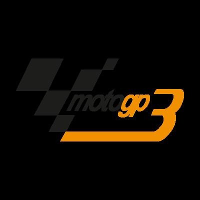 Moto GP 3 vector logo