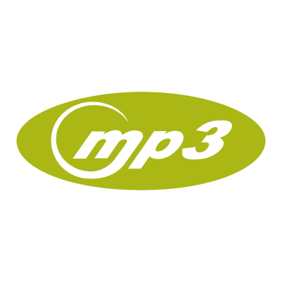 MP3 vector logo