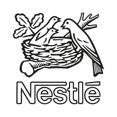Nestle Food Brand vector logo