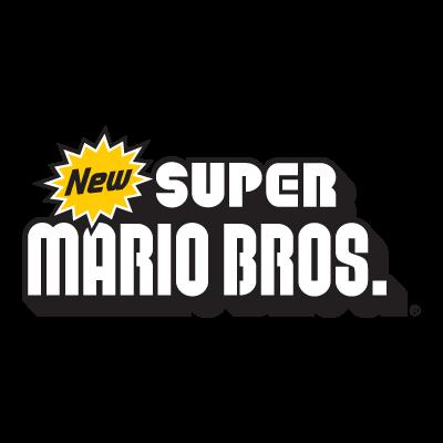 Super Mario Bros Nintendo logo