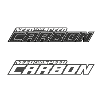 NFS Carbon vector logo download free