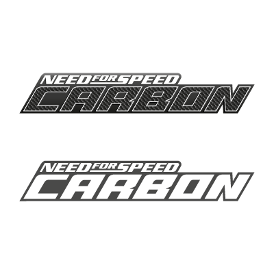 NFS Carbon vector logo
