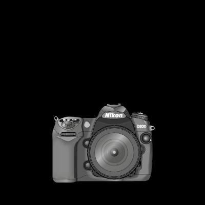 Nikon D200 logo