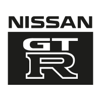 Nissan GT-R vector logo free download