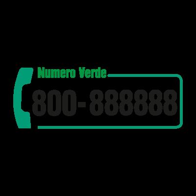 Numero Verde Telecom logo