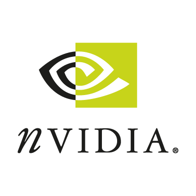 Nvidia Corporation vector logo