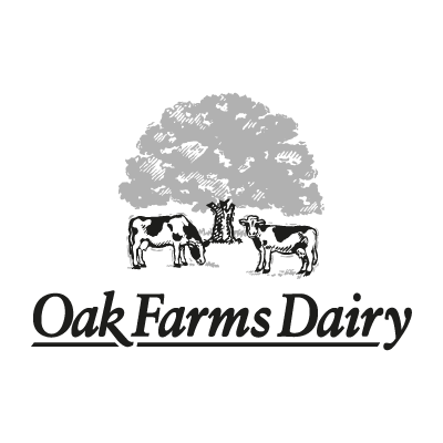 Oak Farms Dairy logo