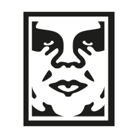 Obey the Giant (.EPS) vector logo free