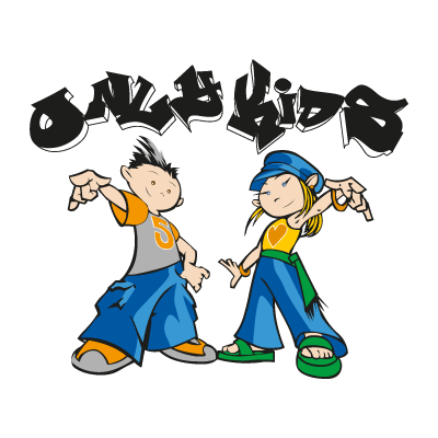 Only Kids vector logo