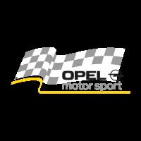 Opel Motorsport vector logo free