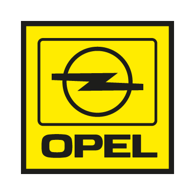 Opel Old vector logo