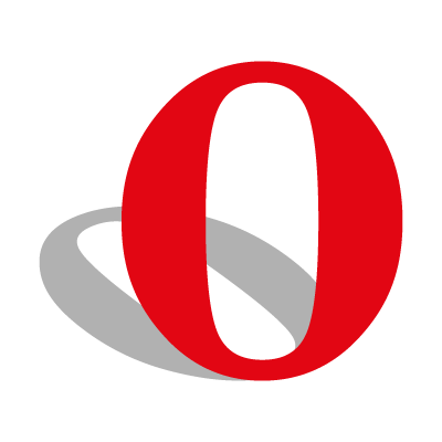 Opera Browser vector logo