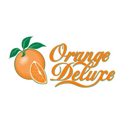 Orange Deluxe vector logo