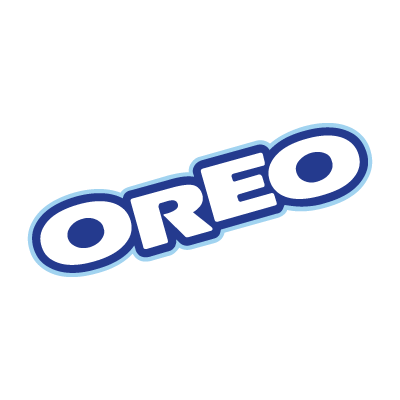 Oreo Food vector logo