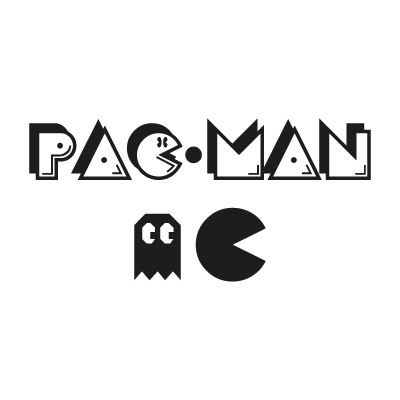 Pac-Man vector logo