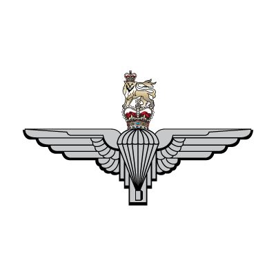 Parachute Regiment vector logo