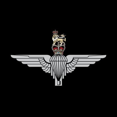 Parachute Regiment vector logo