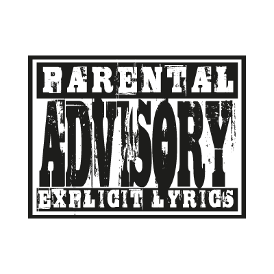 Parental Advisory lyrics logo