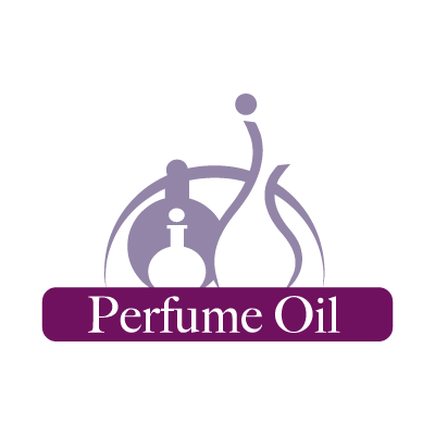 Perfume Oil vector logo
