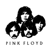 Pink Floyd vector logo free download