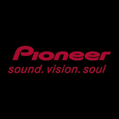 Pioneer (sound.vision.soul) vector logo