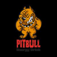 Pitbull Energy Drink vector logo free download