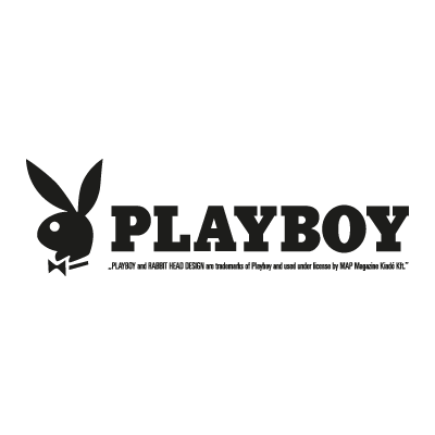 Playboy Magazine vector logo