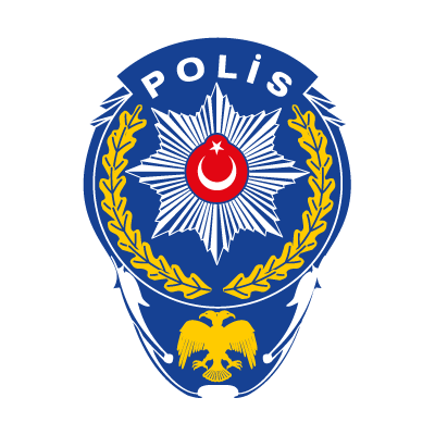 Polis Yildizi Sari vector logo