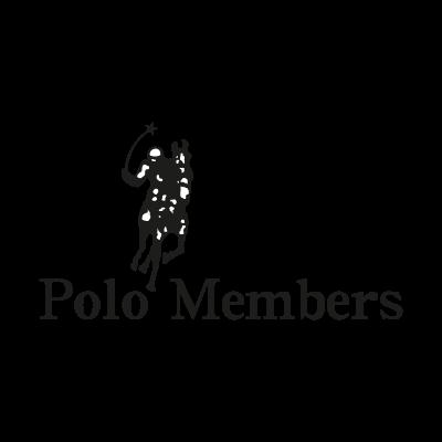Polo Members vector logo